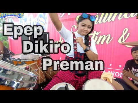 Epep Dikiro Preman