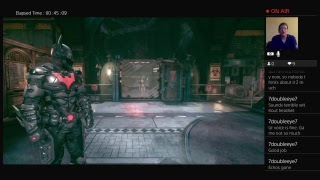 Batman Arkham Knight playthough