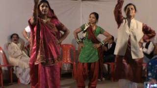 ladies group dance new year