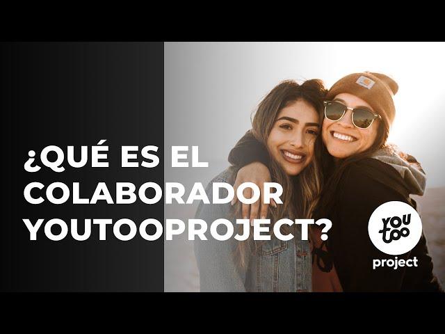 Colaborador YouTOOProject - Qué es y cómo te ayuda cuando llegues a tu destino 🤗 🌎