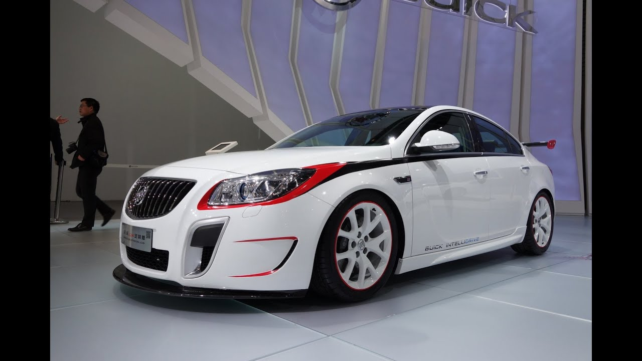 NEW! Buick Regal GS Co...