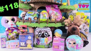 Blind Bag Treehouse #118 Unboxing Disney Baby Secrets LOL Surprise Toy Review | PSToyReviews