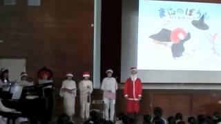 「チームまじょ」は幼稚園、小学校などで、生ピアノ演奏とプロジェクタ...