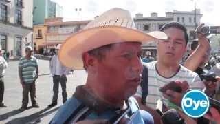 Transportistas de Coscomatepec piden que dejen de invadir sus rutas