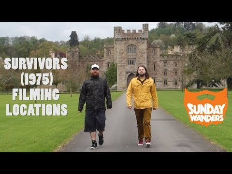 SURVIVORS (1975) - FILMING LOCATIONS