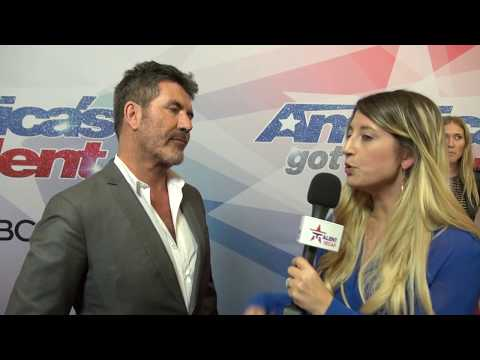 Simon Cowell Shares His Thoughts About AGT Finale Performances w/ Talent Recap and Jackie Shultz