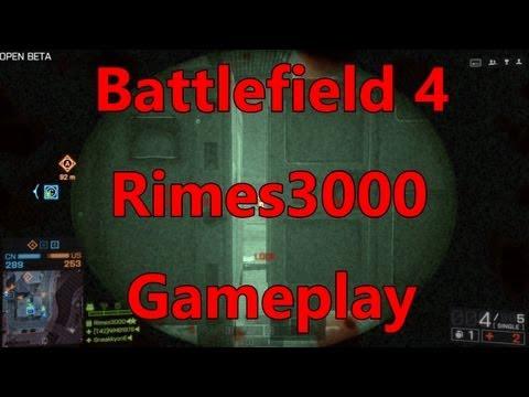 Battlefield 4 Gameplay, Asus Radeon HD 7950 3GB