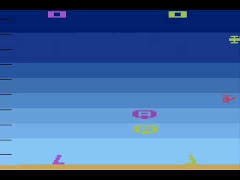 Air-Sea Battle Atari 2600 Review