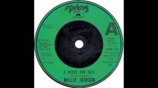 Millie Jackson - A House For Sale - Raresoulie
