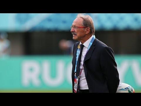 Coupe Du Monde De Rugby : La Conférence D'après-match De France-Tonga