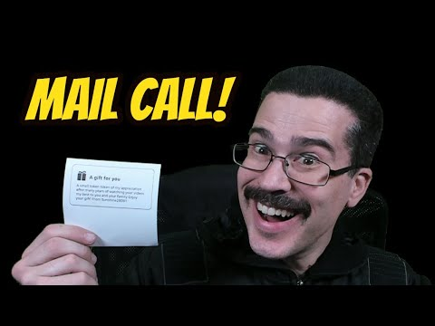 TLDR: Mail Call! [and The Mandalorian S1E5 Review & Reaction]