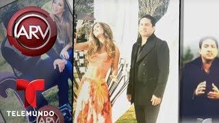 Anahí y Julión Álvarez se vuelven a juntar en la música   Al Rojo Vivo   Telemundo
