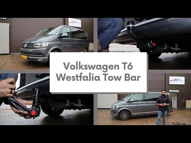 Detachable Tow Bar | Volkswagen T6