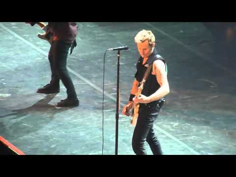 Green Day Burnout and J.A.R. Patriot Center Live, Fairfax Va. on 4/4/13, Songs #10 11