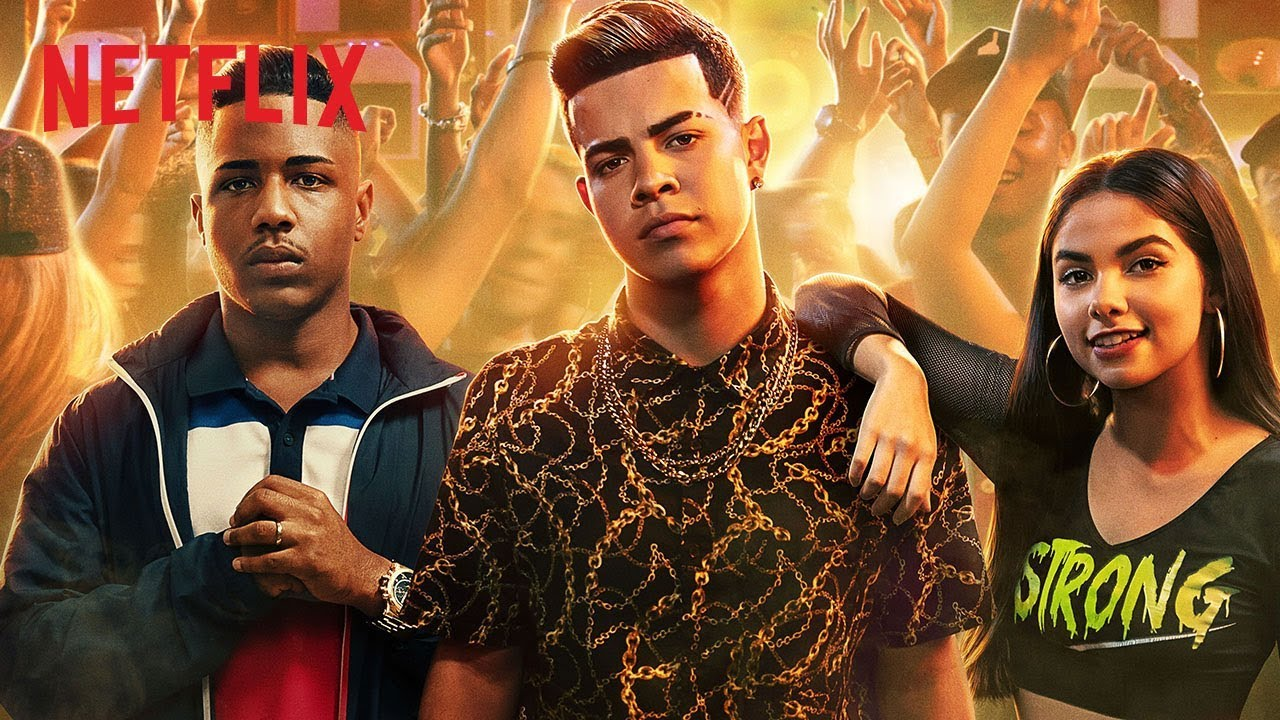 Sintonia   Netflix   Trailer