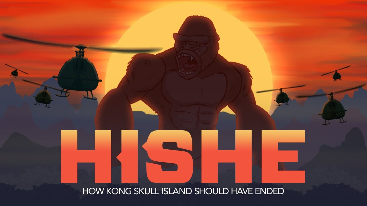 Download How Kong Skull Island Should Have Ended