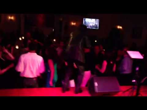 """Caspian Band Featuring Jamshid Alimorad on Vocals April 6 2013 - """"Saaghi"""""""