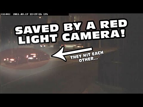 Red Light Camera Prevents $20,000 Lawsuit