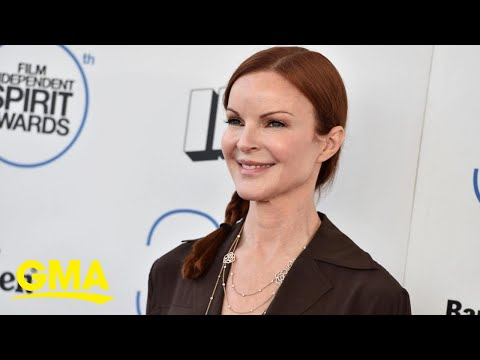 Marcia Cross Opens Up About Her Anal Cancer Battle L GMA