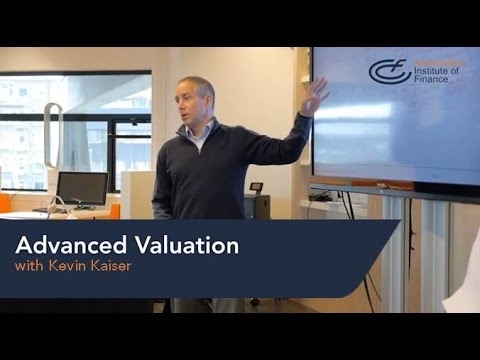Program Profile: Advanced Valuation with Kevin Kaiser