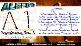 ALBEDO Symphony No. 1 (Full Album Stream)