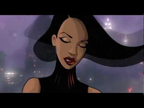 Aaliyah Japananimation Commercial HD