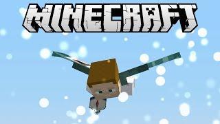 [GEJMR] Minecraft - Skyfall - Létáme a bojujeme!