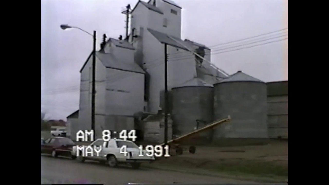 WGOH - In North Dakota  5-9-91