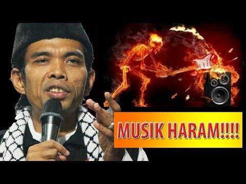 Apakah boleh Senam dengan Musik Disko (MUSIK HARAM!!) - Ustadz Abdul Somad Lc.MA