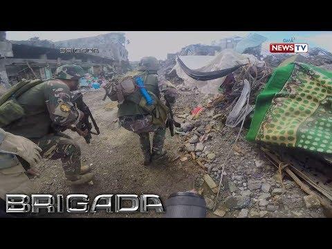 Tropa ng sundalo sa Marawi, ibinahagi ang aktwal na kuha ng kanilang bakbakan laban sa Maute-ISIS