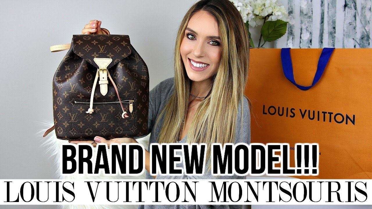 f87691e462ee NEW MODEL LOUIS VUITTON MONTSOURIS BACKPACK