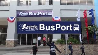 Araneta Center Bus Port AVP