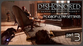 Массакр ● Злой Dishonored: Death of the Outsider #3