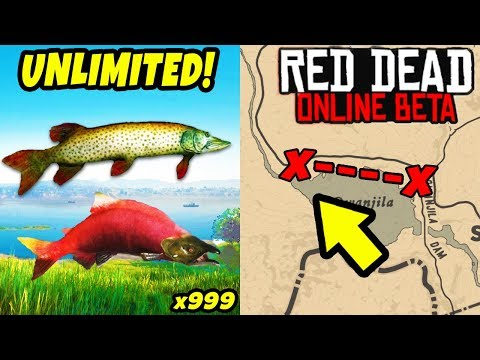THIS SECRET WILL MAKE YOU FAST MONEY in Red Dead Online! Fish GLITCH and Easy Money Tips in RDR2!