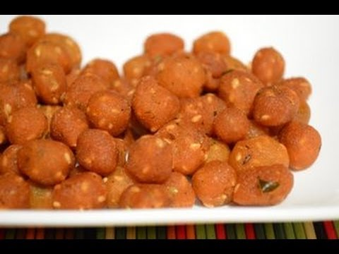 Paalakaayalu Spicy Rice Balls Andhra Savory Recipe