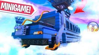 VECHTEN MET JUR IN DE MEGA BATTLE BUS!! FORTNITE CREATIVE MINIGAME