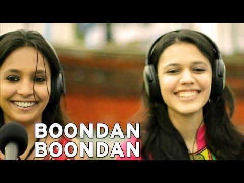 Boondan Boondan - Maatibaani ft. Ankita Joshi & Noor Mohammed Sodha