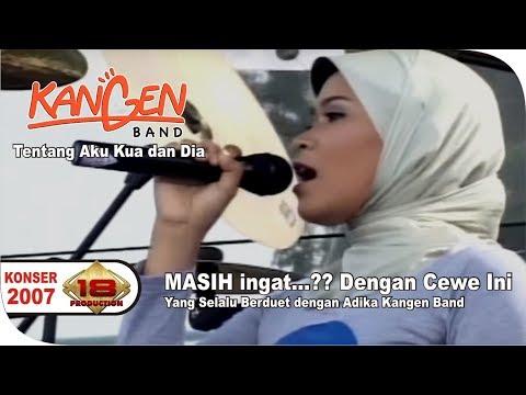 Kangen Band - Tentang Aku Kau Dan Dia (Konser Bengkulu 09 Maret 2007)