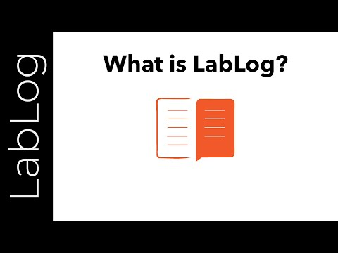 LabLog: Lab Notes. The Clever Way.