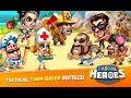 Casual Heroes – turn-based strategy