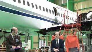 YS-11量産初号機 科博×東大 研究者トーク 第2弾 !(再掲)