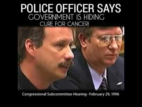 FDA Are Hiding Cures For Cancer - US Police Officer