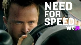 Aaron Paul 'Need For Speed' Movie Trailer Released | What's Trending Now