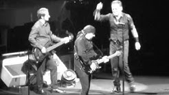 Bruce Springsteen introducing the E-Street Band