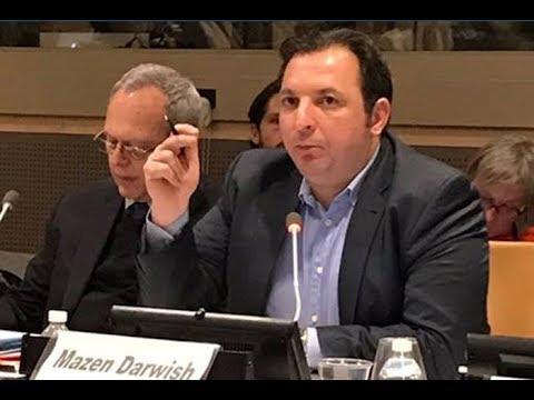 مازن درويش – مؤسس المركز السوري للإعلام وحرية التعبير – أنا من هناك  - 14:52-2018 / 9 / 16