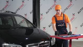 Video-instructies voor uw OPEL AGILA