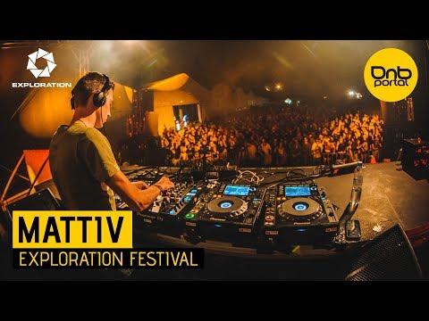 Mattiv - Exploration Festival 2017 [DnBPortal.com]