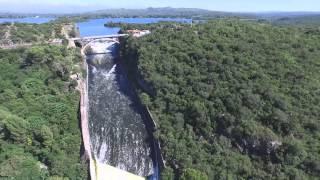 diques del valle de calamuchita cordoba (piedras moras - embalse - los molinos - san roque)