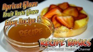 Fruit Tart Glaze For Fruit Tarts And Pastries