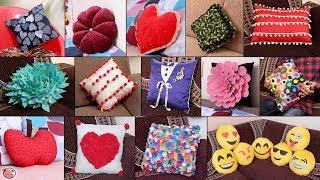 24 Home Beautiful Handmade Cushion Ideas !!! DIY Craft